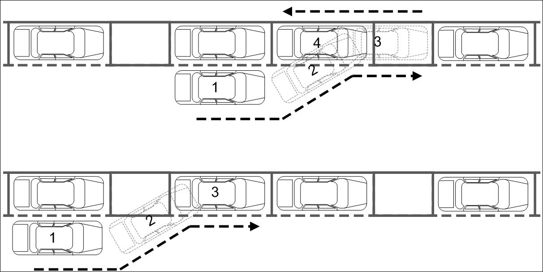 size is 1212   607 pixels  Tandem Parallel Parking. Tandem Parallel Parking   Rudy Setiawan s Blog